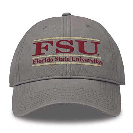 14440120b4247 Amazon.com   The Game NCAA Florida State Seminoles Bar Design Twill ...