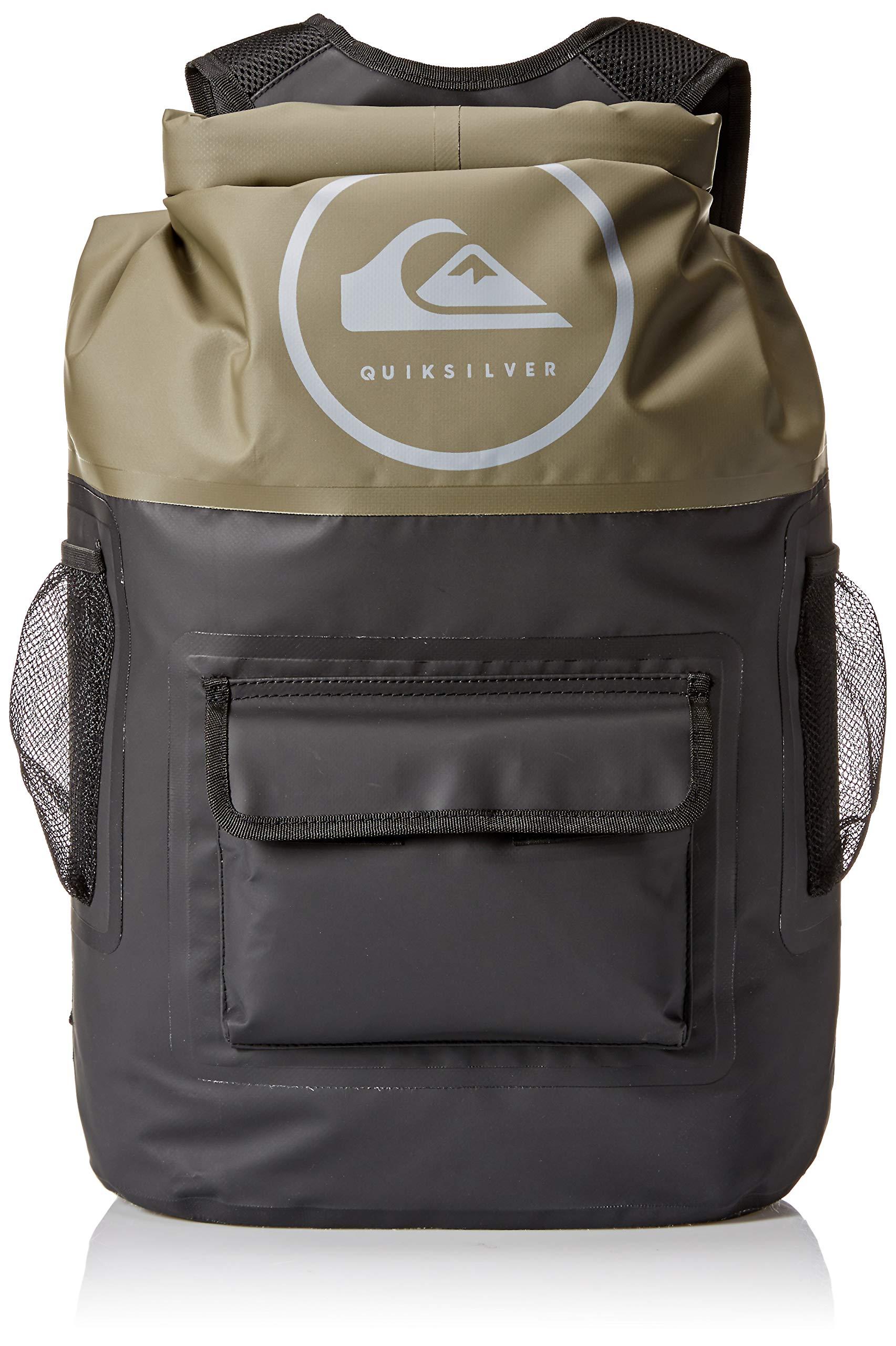 Quiksilver Men's SEA STASH Backpack, thyme 1SZ