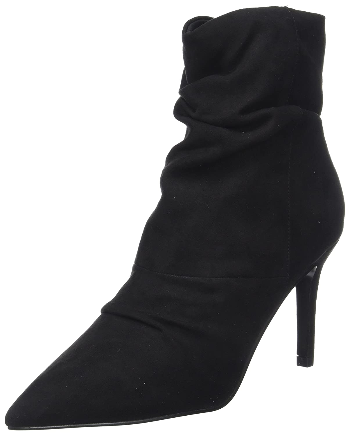 Miss Selfridge Ruched, Selfridge Bottines Femme Noir Miss (Black Ruched, Black) 1a020ba - piero.space