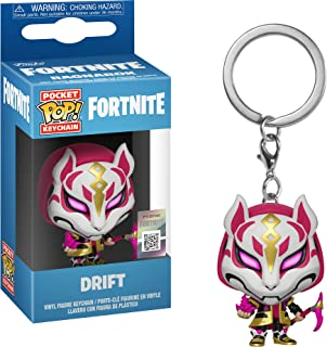 Amazon.com: Funko 36961 Pop! Keychain: FortniteOmega ...