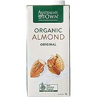 Australia's Own Almond Milk Original, 1L (Pack of 8)
