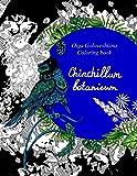 Chinchillum Botanicum: Coloring Book