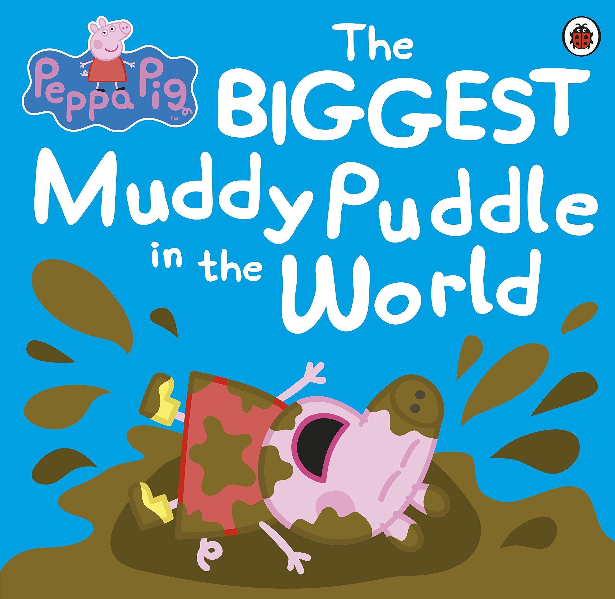 jumping in muddy puddles peppa