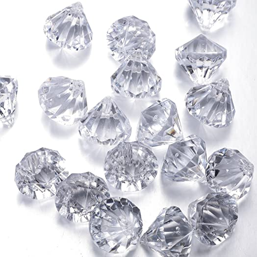 Acrylic diamonds crystals for party supplies decorationscostume acrylic diamonds crystals for party supplies decorationscostume stage propsvase fillerswedding junglespirit Gallery