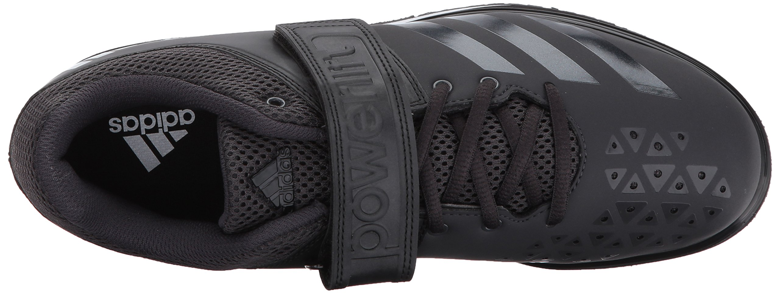 69f2da10decc19 adidas Men s Powerlift.3.1 Cross-Trainer Shoes Utility Black White ...