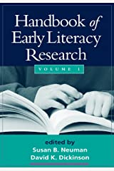 Handbook of Early Literacy Research, Volume 1 Kindle Edition