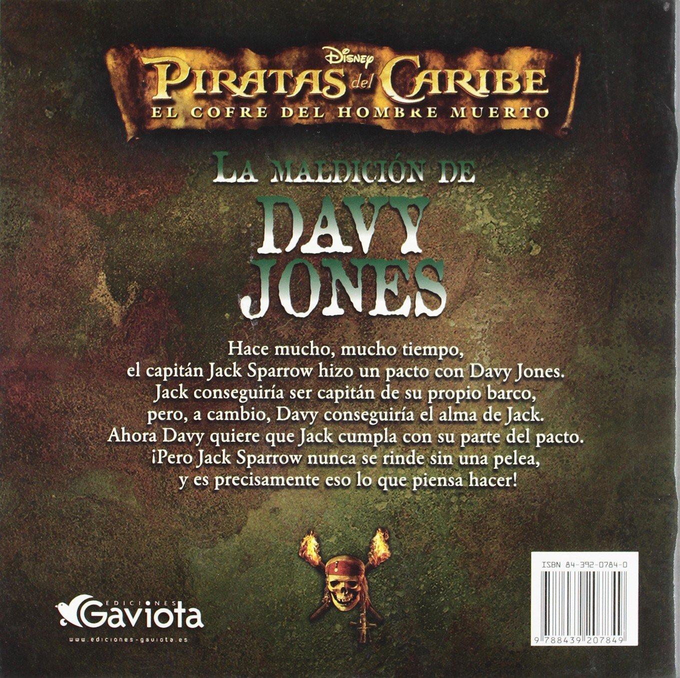 Piratas del Caribe 2. El cofre del hombre muerto (Spanish) Paperback – June 1, 2006