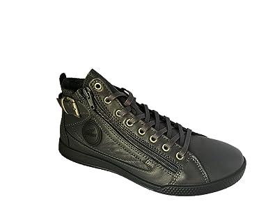 978bfca0e8cc53 Pataugas Palme/n Ardoise 37: Amazon.fr: Chaussures et Sacs