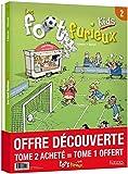 Les Foots furieux kids - pack T02 acheté = T01 offert