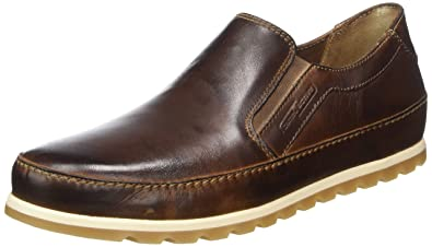 Mens Point 14 Loafers Camel Active wRNlchoEw
