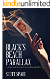 Black's Beach Parallax: A vibrant tale of government secrets and layered realities