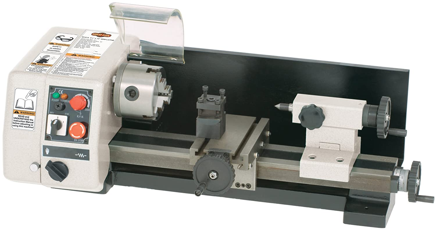 Shop Fox Micro Lathe