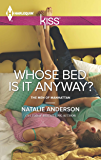 Whose Bed Is It Anyway? (The Men of Manhattan)