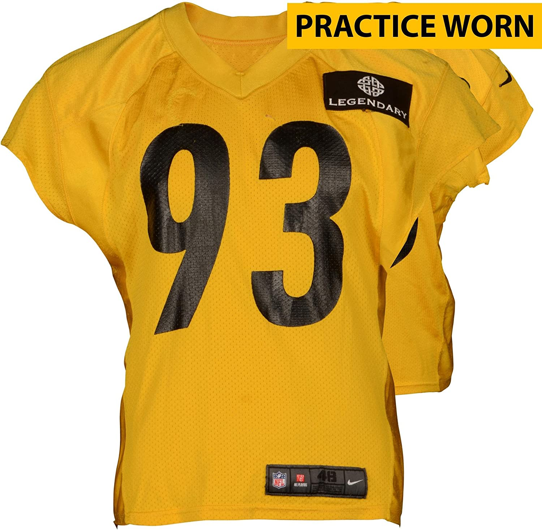 Jason Worilds #93 Pittsburgh Steelers