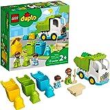 LEGO® DUPLO® Town Camião do Lixo e Reciclagem