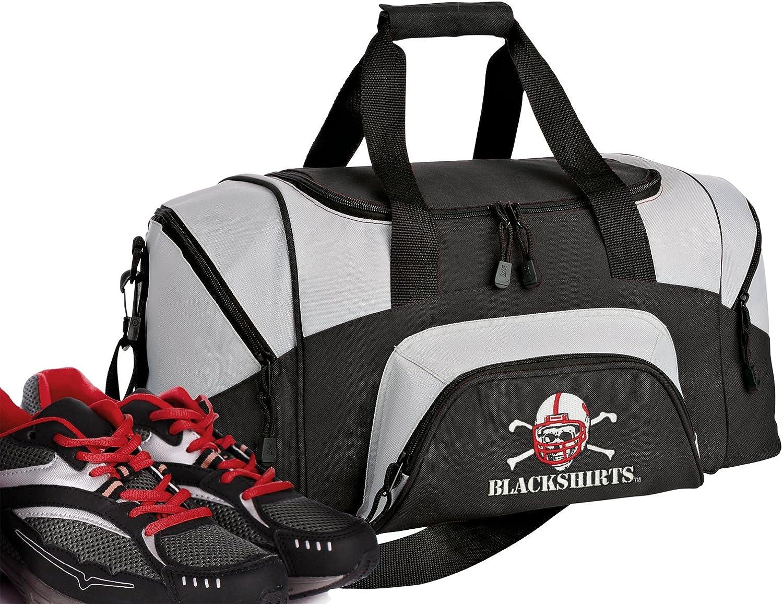 Pequeña bolsa de viaje de Nebraska Camisas Negras Universidad de Nebraska Camisas Negras bolsas de gimnasio o maleta: Amazon.es: Deportes y aire libre