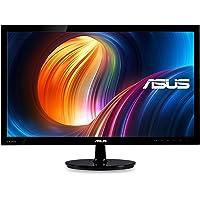 "ASUS VS247H-P 23.6"" Full HD 1920x1080 2ms HDMI DVI VGA Monitor, Black"