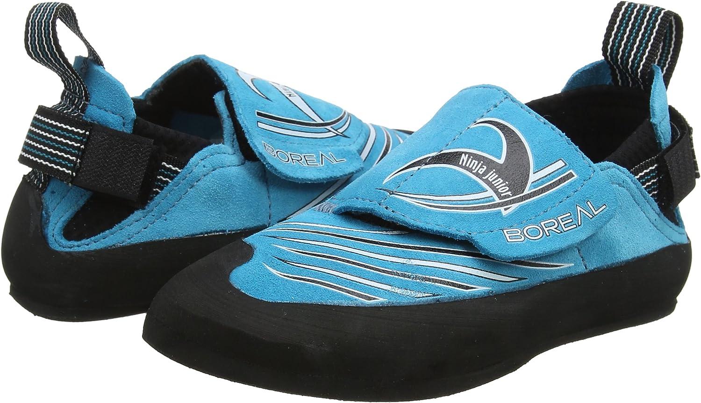 Amazon.com: Boreal Zapatillas de escalada Kids Ninja Jr Azul ...