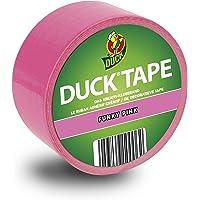 Duck Tape Color plakband in Funky Pink voor knutselen en decoreren 48 mm x 9,1 m