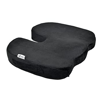 Orthopedic Comfort Memory Foam Seat Cushion Office Chair Wheelchairs And Car Pads For