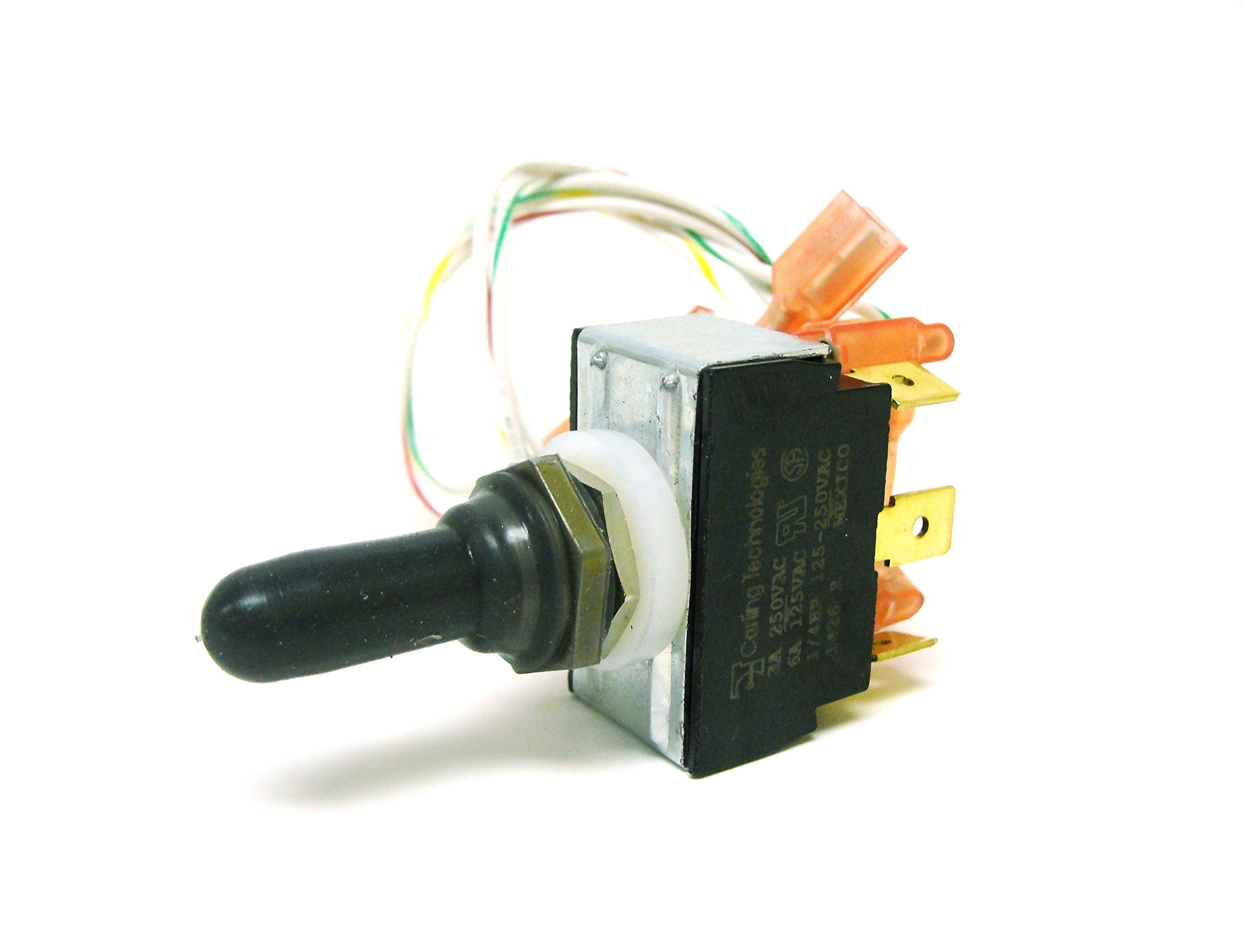 KB Electronics Forward-Stop-Reverse Switch Kit 9480 for KBAC upc 024822094801