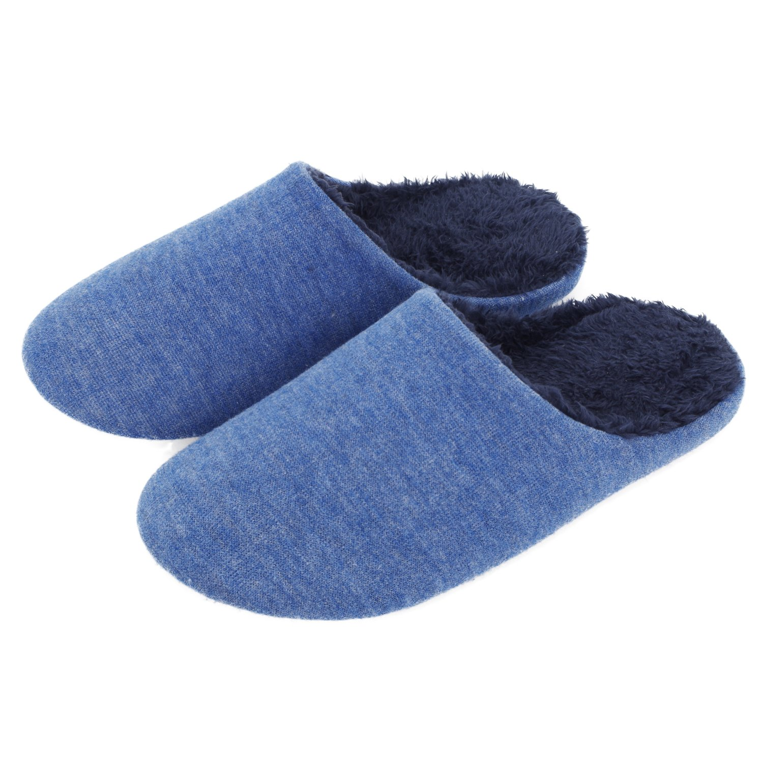 Moodeng Couple Casual Indoor Slippers Non-Slip House Slide Shoes Men and Women Sandals Lightweight Ladies Home Slipper
