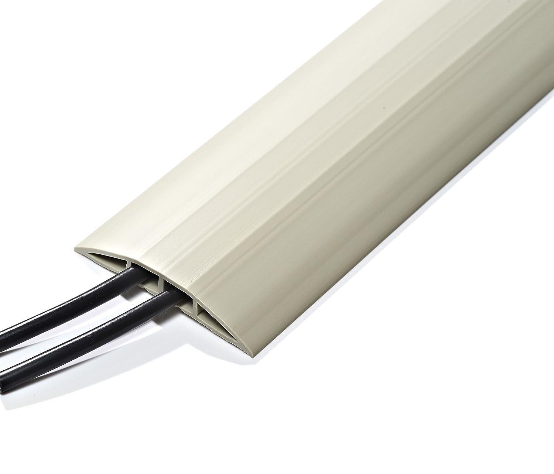 75/mm di larghezza 40720 1,5/m Set con nastro adesivo EHA ponte per cavi colore grigio