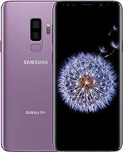 Samsung Galaxy S9+ Factory Unlocked Smartphone 64GB - Lilac Purple - US Version [SM-G965UZPAXAA]