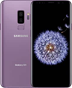 Samsung Galaxy S9+ Factory Unlocked Smartphone (US Version) 256GB - Lilac Purple - [SM-G965UZPFXAA]