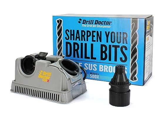 Drill Doctor DD500X Drill Bit Sharpener 24 V