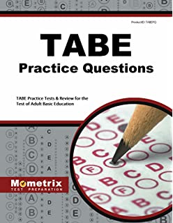 Tabe Secrets Study Guide Tabe Exam Review For The Test Of Adult