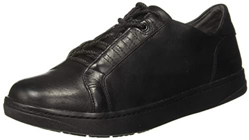 Rocco Pt Laceup Leather Sneakers