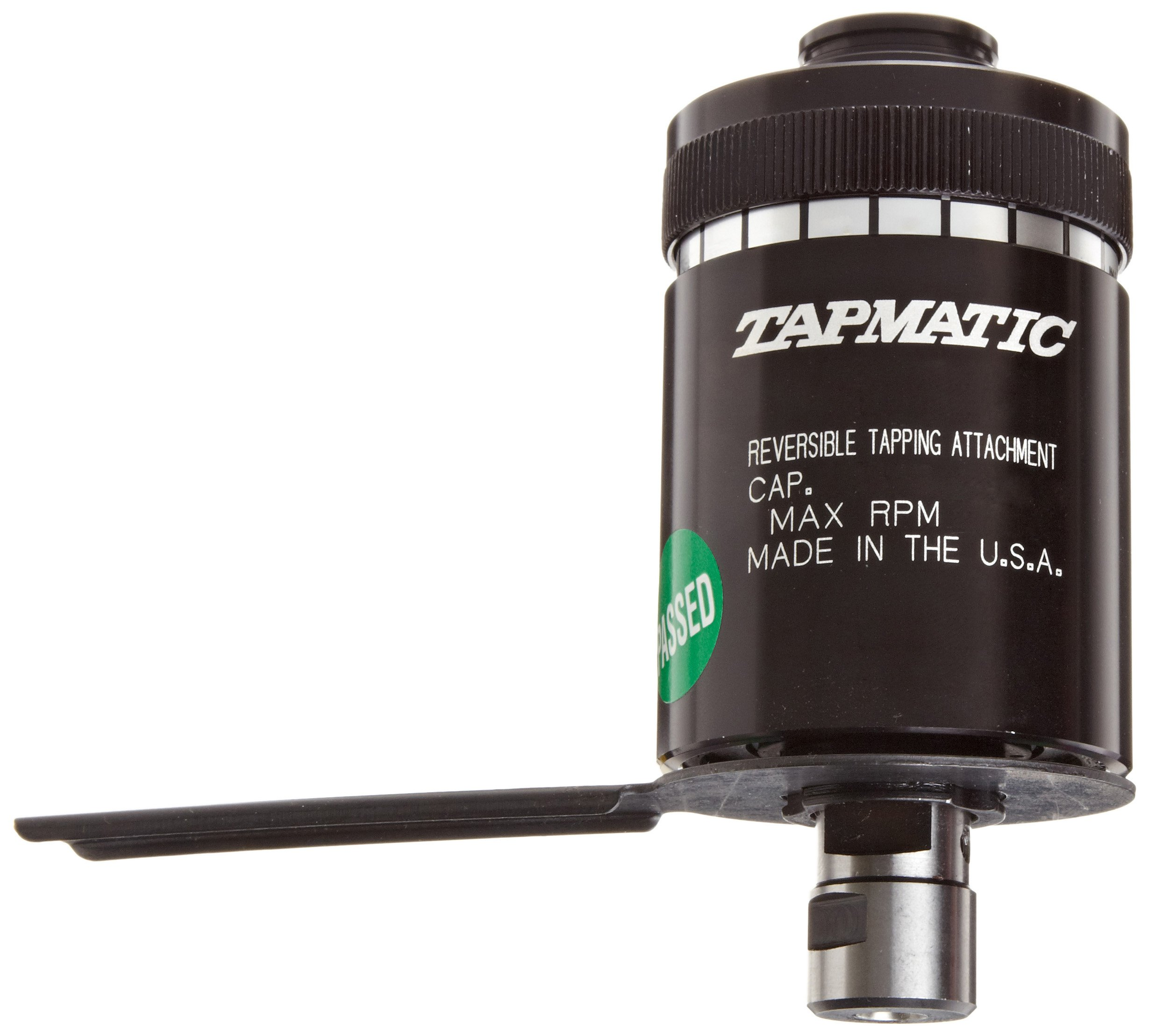 Tapmatic RX 30 Self-Reversing Tapping Head, #6JT Taper Mount, #0 - 1/4'' and M1.4-M7 Capacity