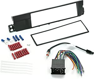 Install Centric ICBW3BN BMW 3-Series 2002-05 Complete Installation Solution for Car Stereos