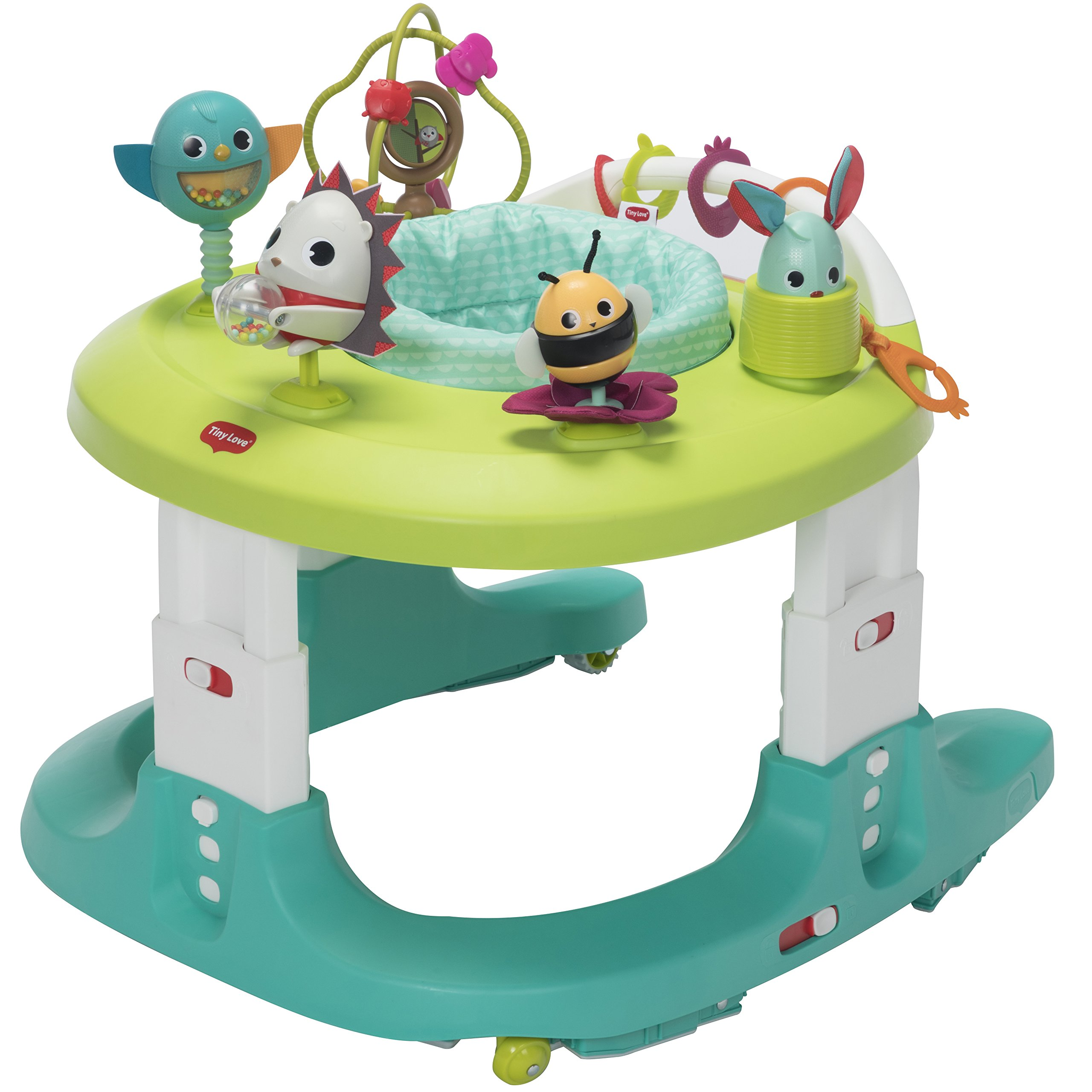 Tiny Love Meadow Days Here I Grow 4-in-1 Baby Walker and Mobile Activity Center by Tiny Love (Image #1)
