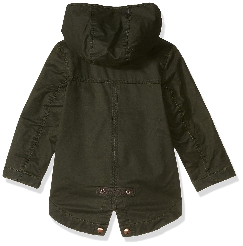 Joules Girls Little Clover Parka Coat