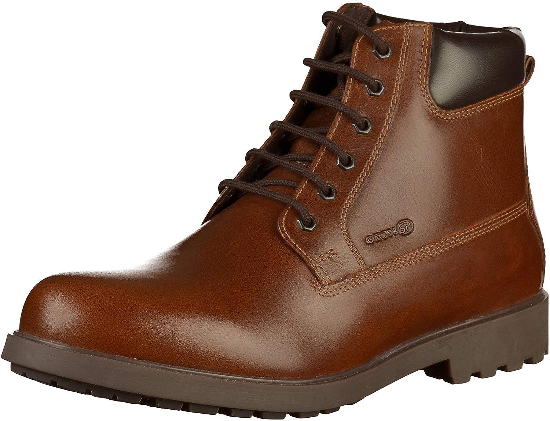 TALLA 43 EU. GEOX Rhadalf Men's Boots Brown