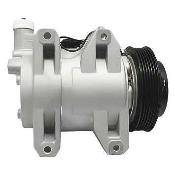 RYC - Compresor de CA reacondicionado y embrague A/C (EG461): Amazon.es: Coche y moto