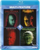 Hellraiser Collection [USA] [Blu-ray]