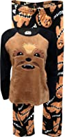 Star Wars Chewbacca 3D Fleece Pajama Sleep Set