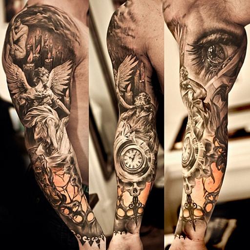 Tattoo Sleeve Designs Ideas ()