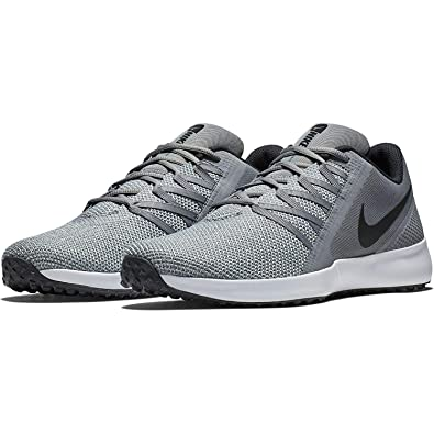 0ea70c7ca9cf91 Nike Men s Varsity Compete Trainer Cool Grey Black Multisport Training Shoes-10  (AA7064