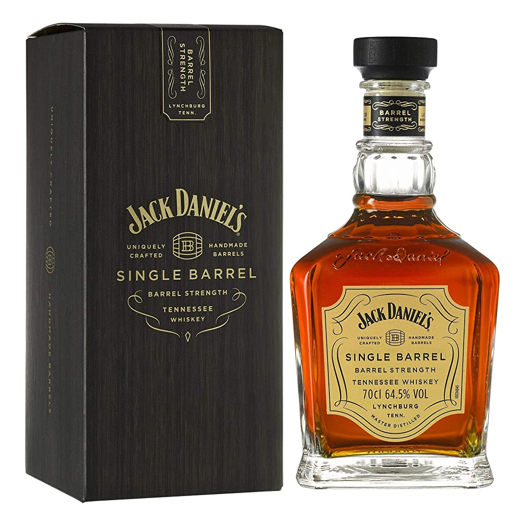Single Barrel Cask Strength-Jack Daniels
