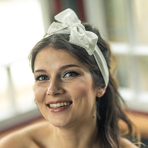 Amazon.com: Bridal Hair accessories / Pin Up Hair accessories ...