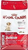 Royal Canin Dog Food Medium Junior 4kg