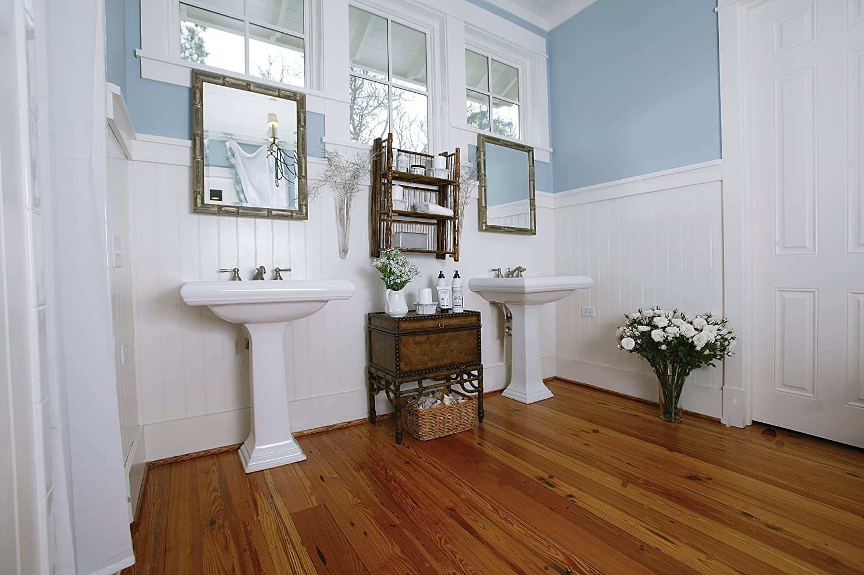 Moen T6105 Kingsley Two-Handle Widespread Bathroom Faucet Chrome