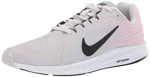 quality design 735c5 5f851 Nike Downshifter 8 Scarpe da Atletica Leggera Donna, Multicolore (Vast  Grey Black