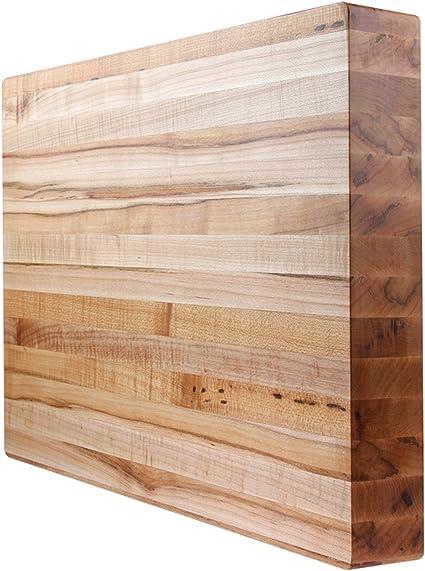 Michigan Maple Block Co 20 x 15 x 1-3//4 Maple Cutting Board AGA02015