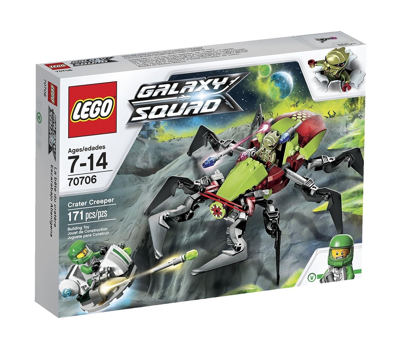 LEGO Galaxy Squad 70706 Crater Creeper by LEGO Galaxy Squad 6025155