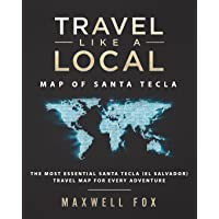 Travel Like a Local - Map of Santa Tecla: The Most Essential Santa Tecla (El Salvador) Travel Map for Every Adventure